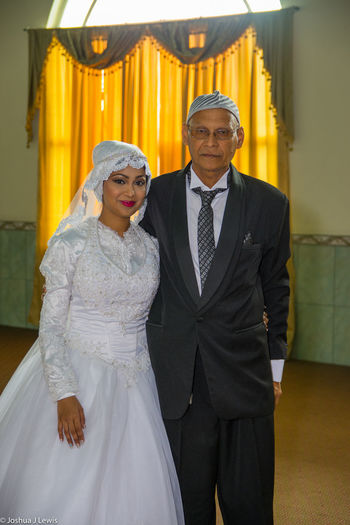 Wedding Ceremony Ceremony Lifestyles Architecture Trinidad And Tobago Caribbean Stillife Muslimwedding Life Events Celebration Wedding Dress Bride Religion