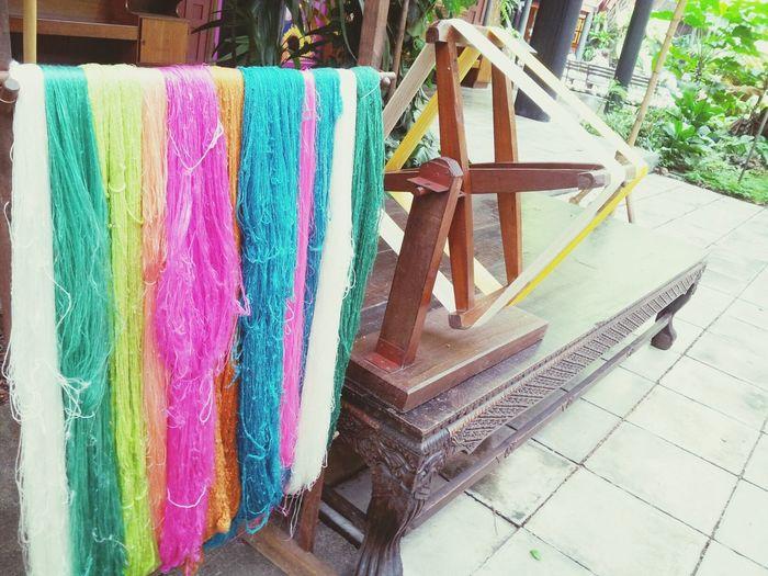 silk museum! Museum Holiday Silk