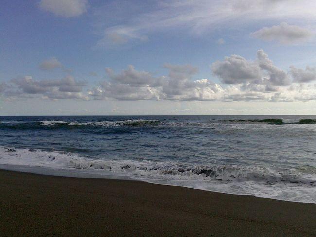 Beautiful Day Playa #beach Vacaciones🌴 Playas Y Olas Sinfiltroporqueporsisoloeshermoso Enjoying Life Relaxing Increibleeeeee!!!! Taking Photos Olasphotography
