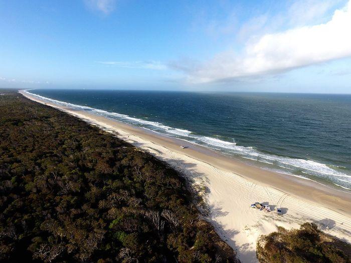 New Year's Day Islandlife Beach Ocean Nature Dronephotography First Eyeem Photo