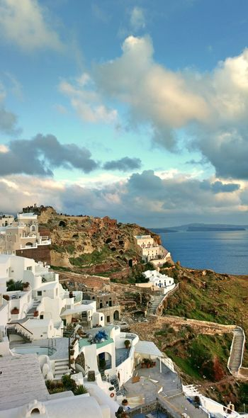 || Street Journals || Santorini, Greece. Landscape TheFoneFanatic Nokia  Nokia808 Vacations Mobilephotography PhonePhotography Colorful Sea Beach Town Mountain Summer Blue Whitewashed TOWNSCAPE Old Town Seascape
