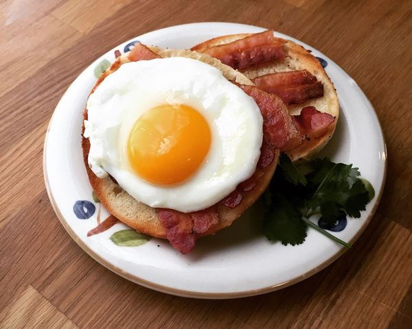 My Favorite Breakfast Moment
