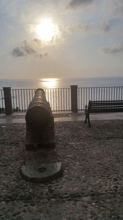 Beach Sea Sky Day City Love♥ Tramonto♡ Tranquil Scene Nature Cielo E Nuvole Tropea Beach