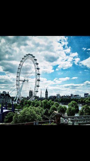 LondonEye London Architecture