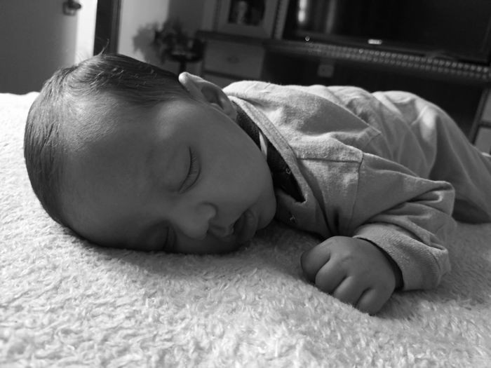 sleep like a baby Lying Down Hospital Bed Healthcare And Medicine Sleeping Eyes Closed  Newborn Lying On Back Close-up Babyhood Napping 0-11 Months Lying On Side One Baby Boy Only Tired Toddler  Baby Boys Baby Babies Only