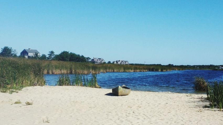 Nantucket Miacomet Beach Canoe Pond Landscapes With WhiteWall