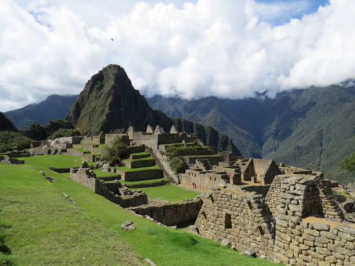 Ancient Civilization Archaeology Famous Place Inca Inca Ruins International Landmark Machu Picchu Mountain Old Ruin Peru Ruins Tranquil Scene Tranquility Travel The World