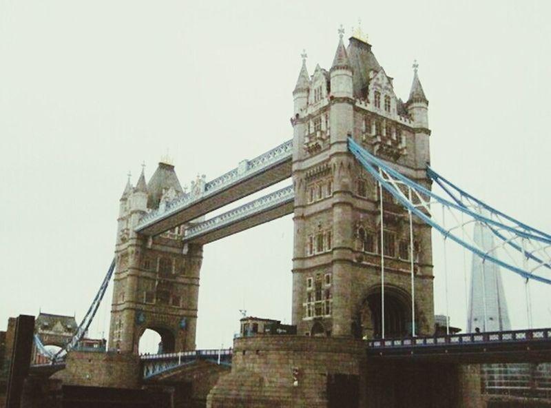 Throwback Tower Bridge  London Starting A Trip