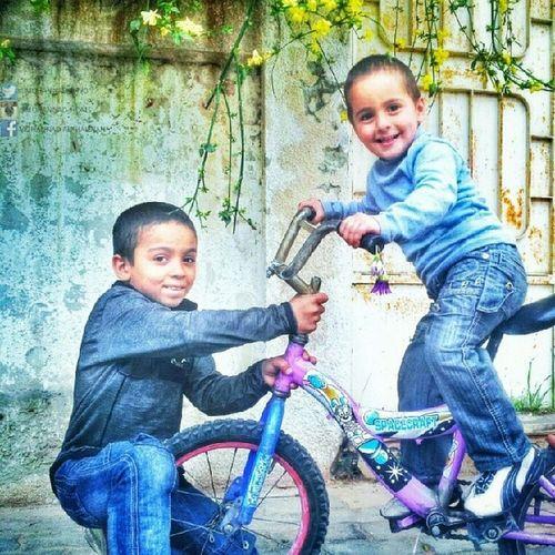 جايينك جايينك عالبسكليتي جايينك :D فراس (هنا_حمص .. حمص Syria Homs