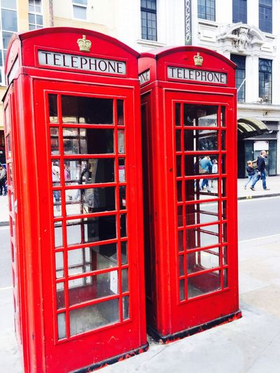 Telephone London Redtelephonebox Uk