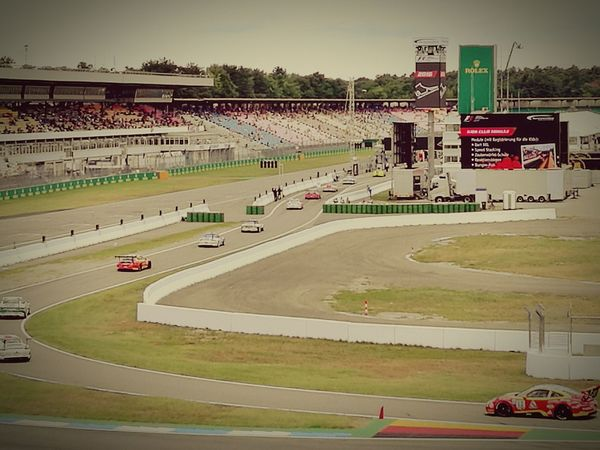 Racing Hockenheimring Porsche