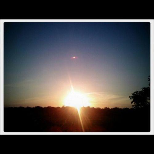 Paisajes llaneros. El Sol de los Venados