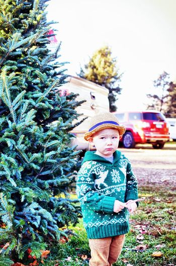Showcase: December Mycandycane Christmastreehunting Twoyearoldfun