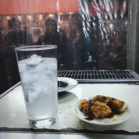 大井町 Cheers カキフライ Oyster  Fried
