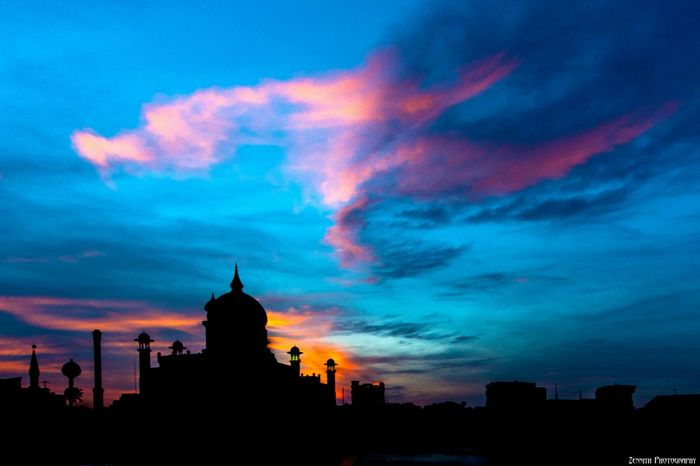 Sunrise Landscape_Collection EyeEm Best Shots Mosque Islam Architecture