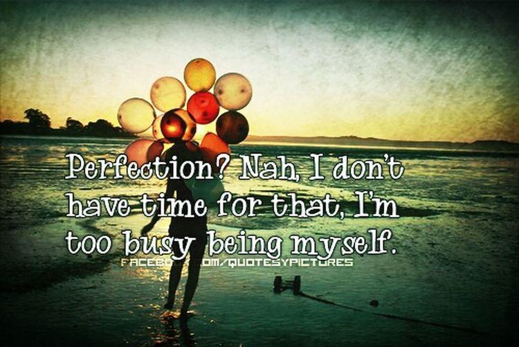 That's How I Feel:)