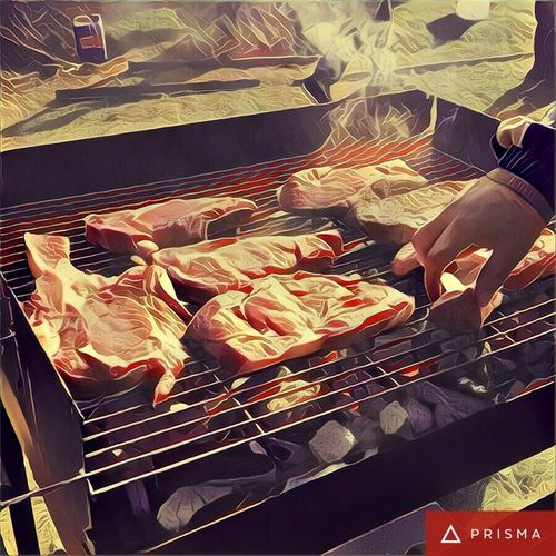 Barbacoa Amigos Grilled Outdoor Comic Comic Comic Style Friends Day Lunch Comida Human Hand Test Viaje EyeEm Best Edits Enjoy Yo MyPhotography Myphoto