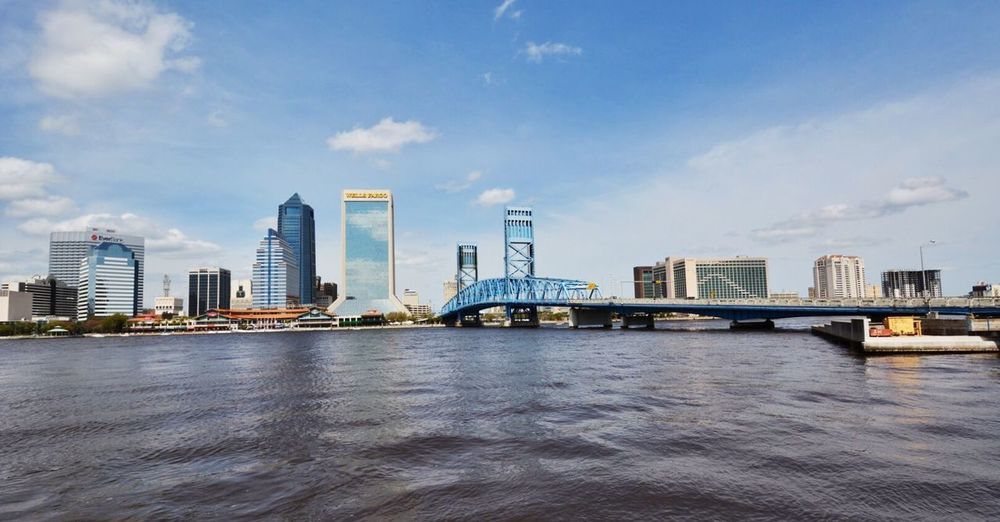 Downtown Jacksonville, FL. Downtown Jacksonville Florida