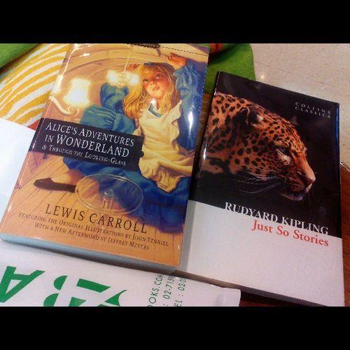 อยู่้เมืองดัดจริตชีวิตต้องป็อป Alicesadventureinwonderland LewisCarroll Justsostories RudyardKipling asiabooks classic books for cl students.