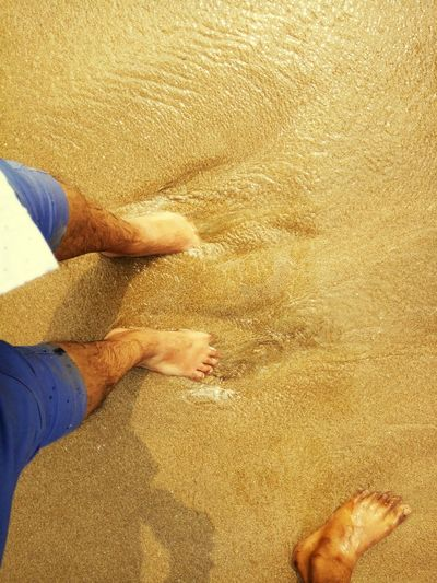 Beach Barefoot
