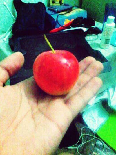lil apple :D Apple EyeEm Cute Lil Apple