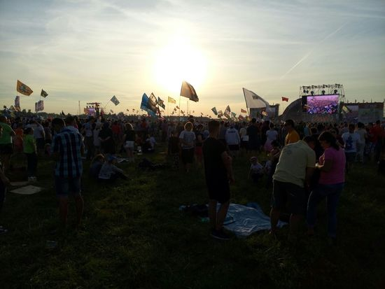 Sunset Russia Нашествие2015 Meizumx4 Тверская область