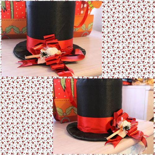 шляпа поделка Россия 2015  домашнеезадание в школу первокласснику цилиндр рукоделие Творчество
