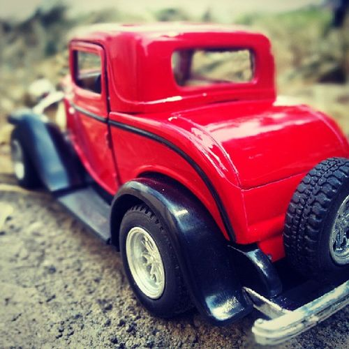 1932 Ford Window coupe Ford 1932 Diecast Kinsmart toyphotography