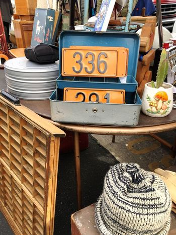 EyeEm Selects Text Store Retail  Day Outdoors No People Close-up Fleamarket Vintage
