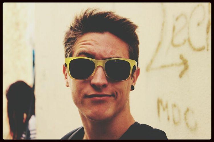 That's Me Sunglasses Vans Street