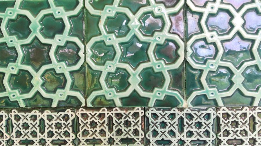 Wall EyeEm Best Shots EyeEm Green White Backgrounds Full Frame Pattern Multi Colored Close-up Design Metal Grate Architectural Detail Decorative Art Architectural Feature Grate Display Textured  Spiral Stairs Tile Architecture And Art Stained Glass Mosaic ArtWork Floral Pattern Various The Street Photographer - 2018 EyeEm Awards The Architect - 2018 EyeEm Awards The Creative - 2018 EyeEm Awards