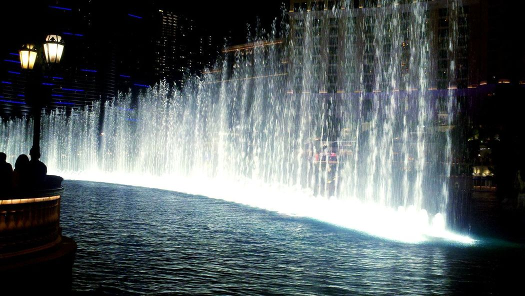 Fun times Water Water Show Las Vegas Las Vegas At Night Night Night Photography Casino Blue Black Dark Feel The Journey Original Experiences The Innovator Fresh On The Market Fresh On Eyeem  Followfriday Saturation
