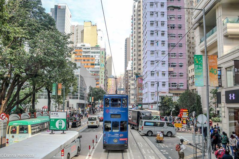 The Tram City