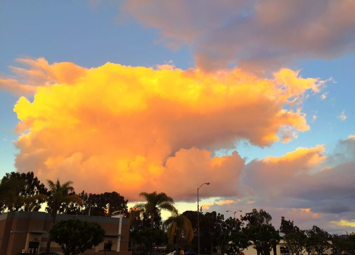 Fireclouds Taking Photos Shotoniphone6plus Fall Beauty Clouds
