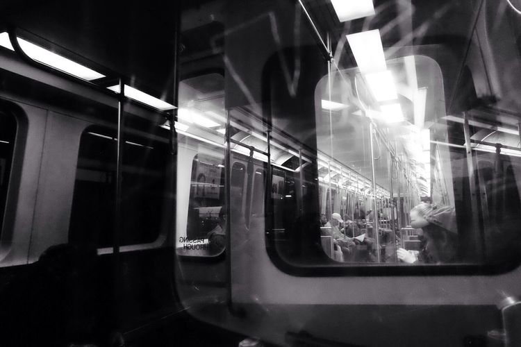 TrainReflections