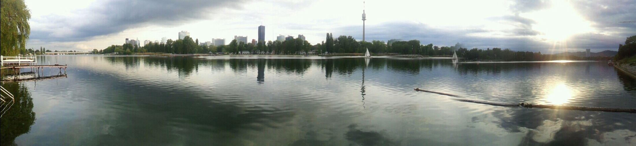 Danube Pensiveness