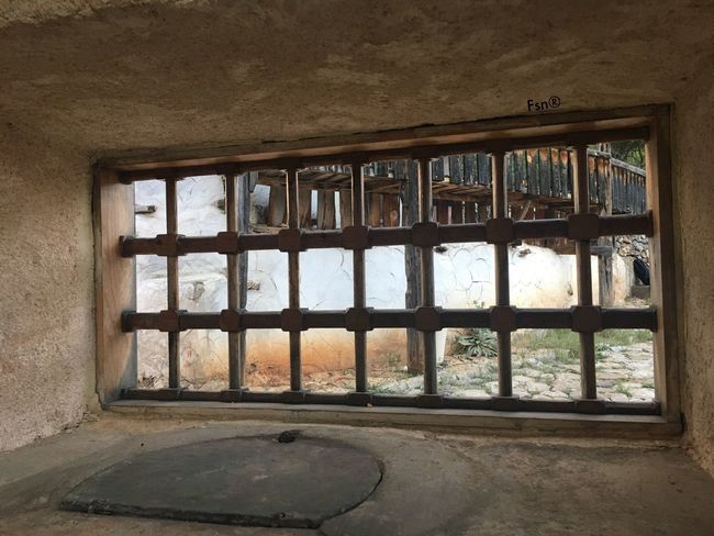 İbradı Güncesi-Fsn® Voyager Gezgin Seyyah Window Architecture Indoors  Day Built Structure Abandoned No People