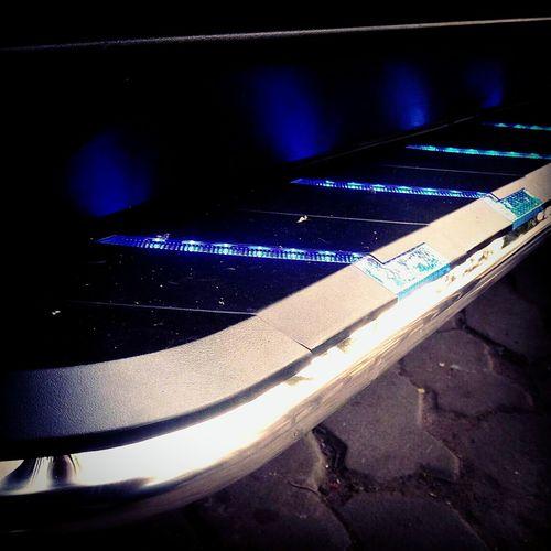 Hyundai Creta Cardecor Caraccessories Sidefootrest Led Lights