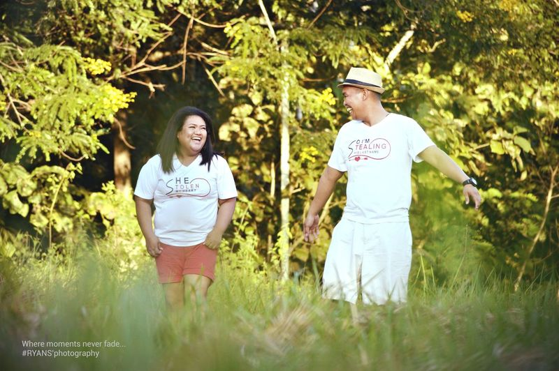 [ @ Magat ] Ryan Pascual Photography Two People Couple - Relationship Togetherness People Portrait Outdoors