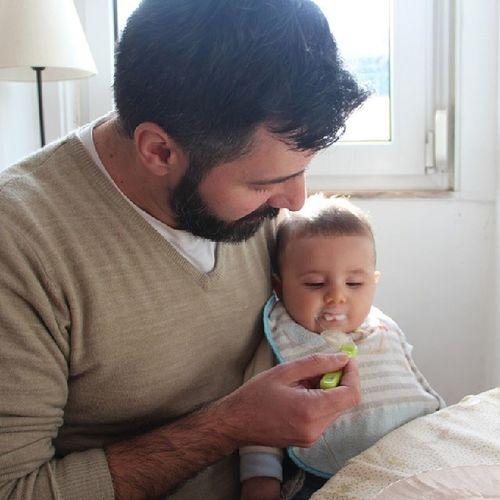 Primeira papa:p Kids Love Paibabado