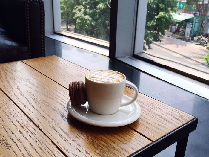 Better Together Coffee Macchiato Macarons View Everyday Lives Island Hopping Enjoy The New Normal
