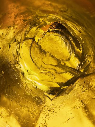 Close-up Gel.2 Backgrounds Yellow Texture Yellow Background No People Yellow Color Yellow Jelly Gelatin Gelatin Dessert Textured  The Week On EyeEm Food Stories