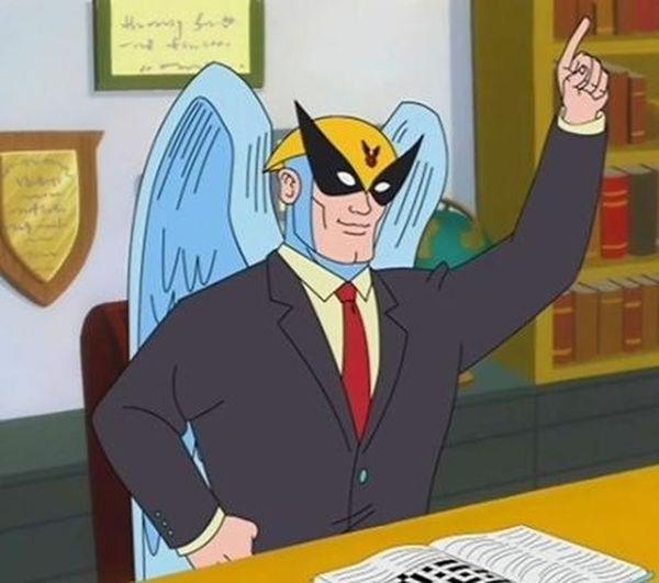 Harvey Birdman Comics Harvey Birdman Birdman