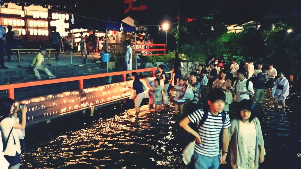Japan Culture Kyoto July2015 多崎より お祭り