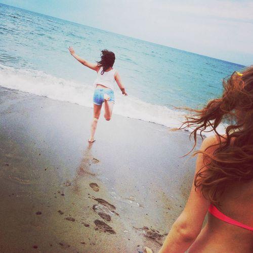 Sea Life Is A Beach Enjoying The Sun Beach Life