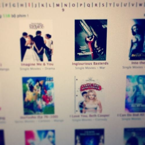 January12 Movietime  ! Inglouriousbasterds Oneofmyfaves <3