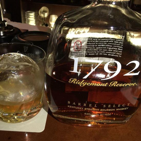 Rare bourbon in Japan