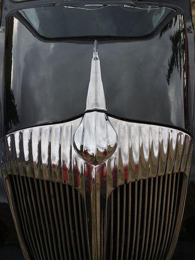 Old car Metal