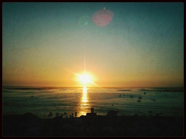 Ilha do Farol Algarve... Being A Beach Bum Farol Sunshine Por do sol.. Curtindo O Por Do Sol