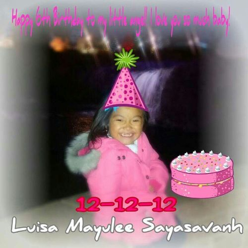 Princess Birthday Lovehertodeath can't believe it's been 6 years!